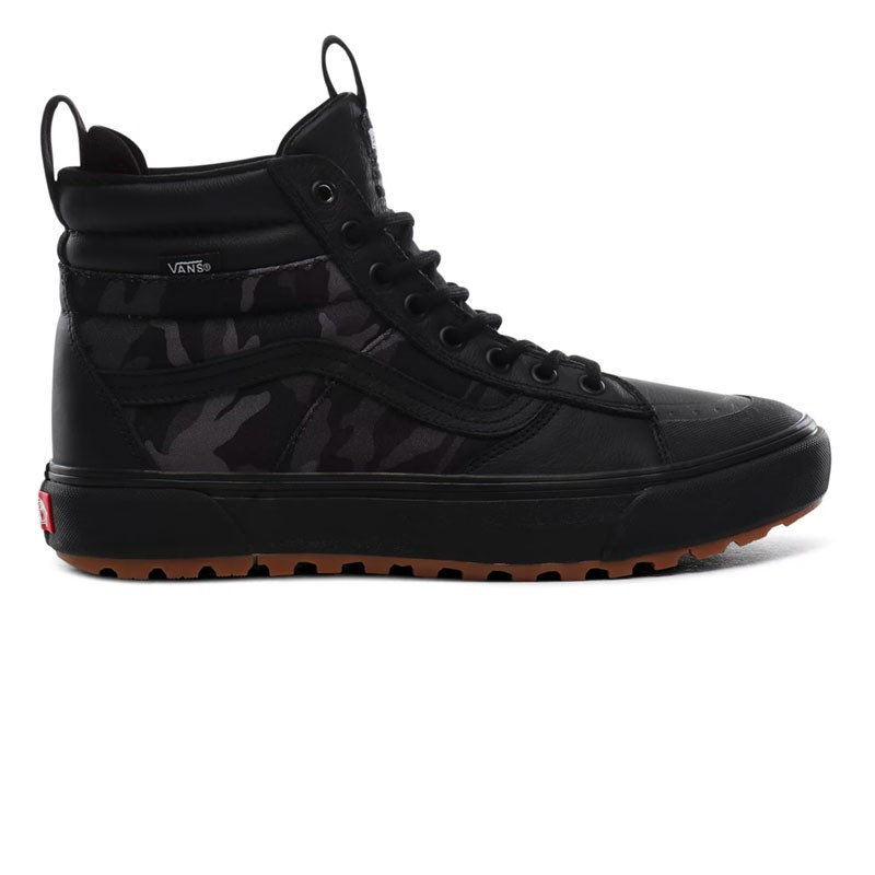 Chaussures montantes Vans homme SK8 Hi cuir suede | Fred Aston