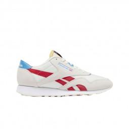 Chaussures Reebok Classic Nylon DV5798 blanc