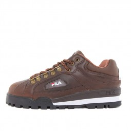 Chaussures Fila Trailblazer L Low marron