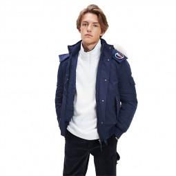 Blouson Tommy Hilfiger Tech Jacket bleu marine
