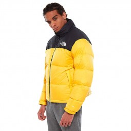 Doudoune The North Face 1996 Retro Nuptse jaune