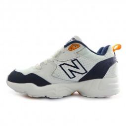 Chaussures New Balance WX708 blanc, bleu, jaune