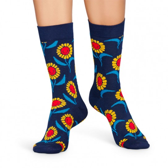 Chaussettes Happy Socks Sunflower