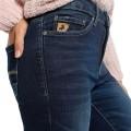 Jean bootcut Lois Jeans bleu denim