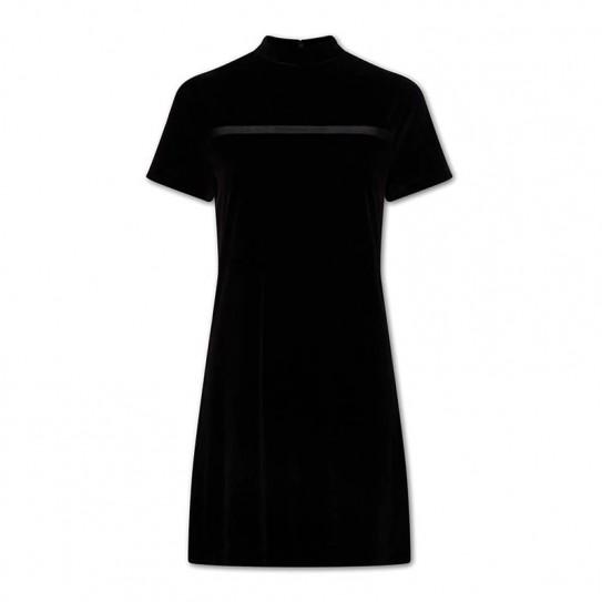 Robe en velours Calvin Klein