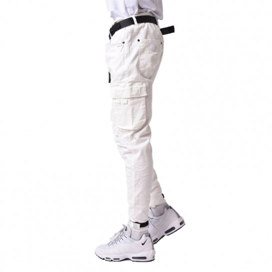 Treillis pantalon cargo Project X Paris