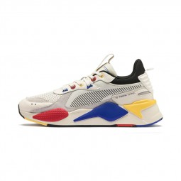 Chaussures Puma RS-X Colour Theory blanches
