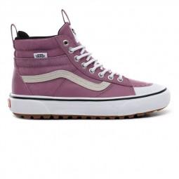 Chaussures Vans SK8 Hi MTE 2.0 cuir violet