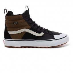 Chaussures Vans SK8 Hi MTE 2.0 cuir marron