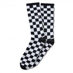 Chaussettes Vans Checkerboard noir blanc