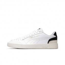 Chaussures Puma Ralph Sampson blanc & noir