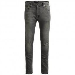 Jeans Jack & Jones Liam gris délavé