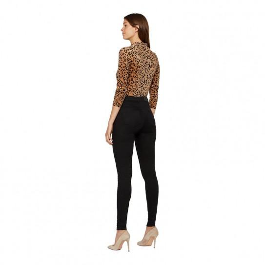Jean taille haute skinny femme Noisy May