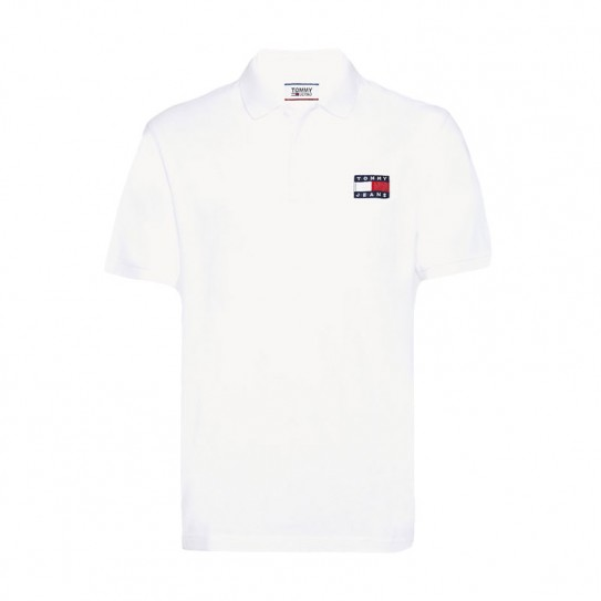 Polo Tommy Jeans badge