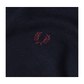 Pull en laine Mérinos Fred Perry