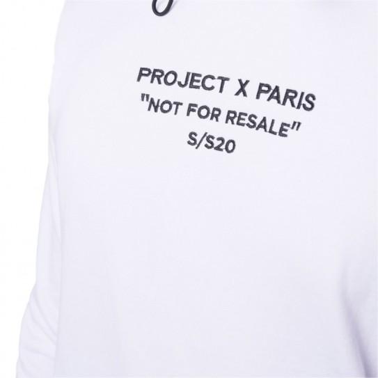 Sweat à capuche Project X Paris