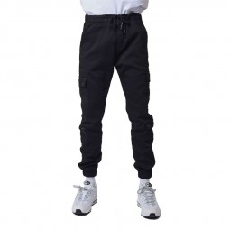 Treillis pantalon cargo Project X Paris noir