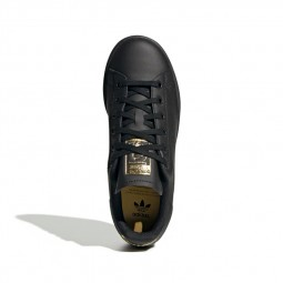 Adidas Stan Smith junior noir or