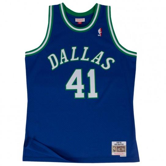 Dallas Mavericks Road 1998-99 Dirk Nowitzki