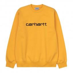 Sweat Carhartt jaune