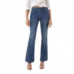 Jeans Salsa Push In Bootcut bleu