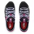 Chaussures The North Face Trail Escape noir, bleu, rose