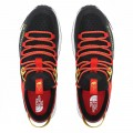 Chaussures The North Face Trail Escape Edge noir, rouge, jaune