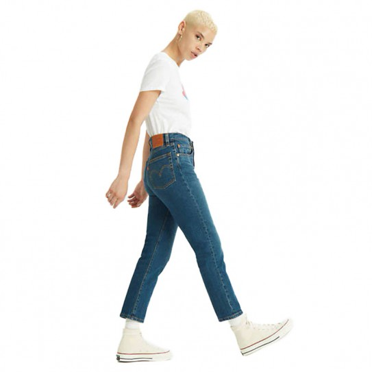 Jean Levi's 501 Crop Jeans