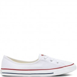 Converse Ballet Lace blanches