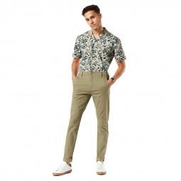 Pantalon Dockers Alpha Khaki slim vert