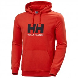 Sweat capuche Helly Hansen rouge