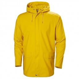 Veste Helly Hansen Moss Rain Coat jaune