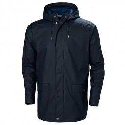 Veste Helly Hansen Moss Rain Coat bleu marine