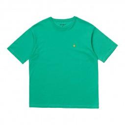 T-shirt Carhartt Chasy vert