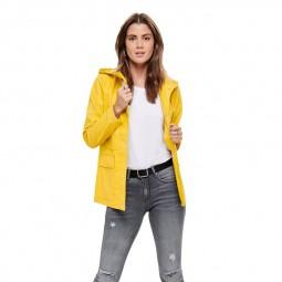 Manteau de pluie Only jaune