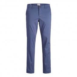Pantalon en toile Jack & Jones bleu