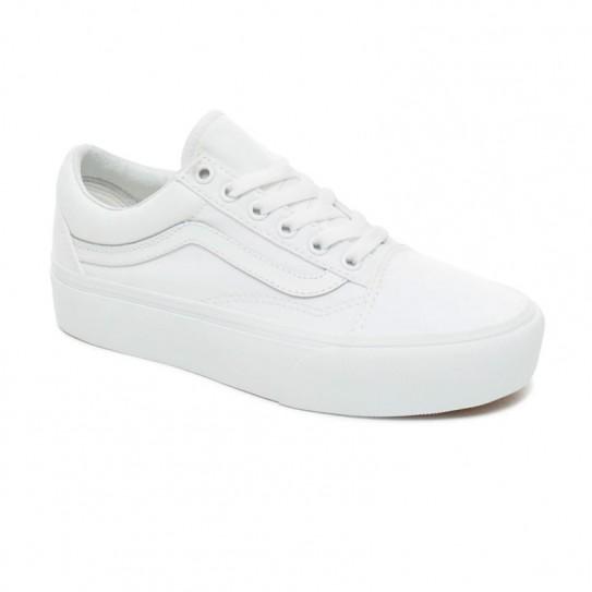 vans old skool platform blanche Shop Clothing & Shoes Online