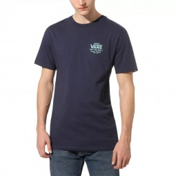T-shirt manches courtes Vans bleu marine