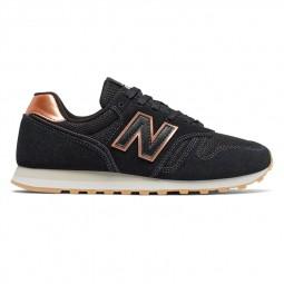 Chaussures New Balance femme 373 noir et cuivre