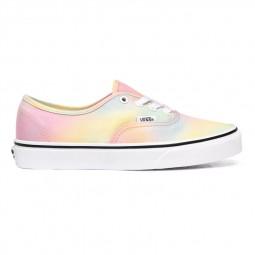 Chaussures Vans Authentic multicolore pastel