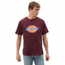 T shirt Dickies Horseshoe bordeaux