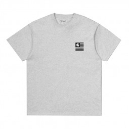 T-shirt Carhartt State gris