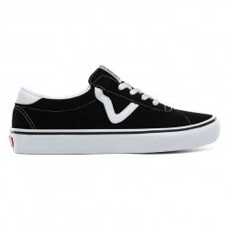 Chaussures Vans Sport daim noir