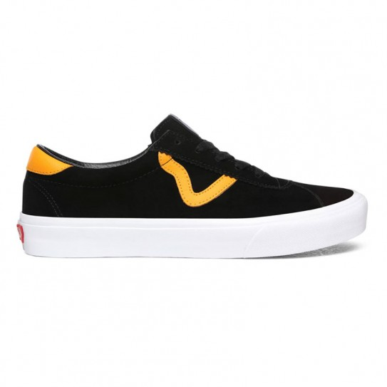 chaussures vans noir homme