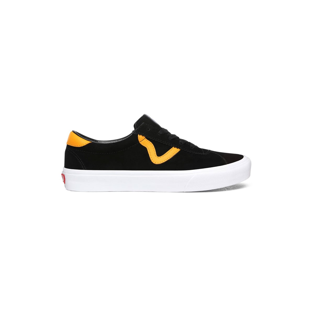chaussures vans jaunes