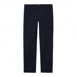 Pantalon Carhartt Sid Pant bleu marine