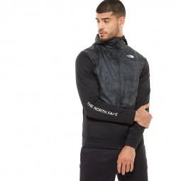 Sweat à capuche The North Face TNL Overlay noir