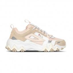 Chaussures Fila Trail WK rose blanc
