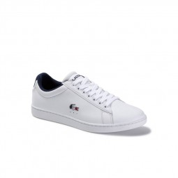 Chaussures Lacoste Carnaby blanc