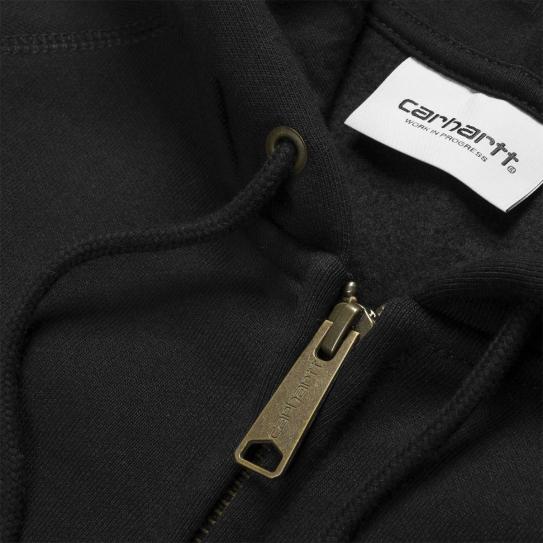Sweat zippé à capuche Carhartt